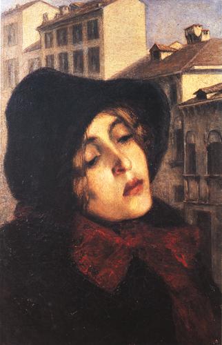 Ritratto-di-donna-in-via-San-Marco-1880